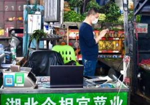 """广州对湖北农副产品启动""""买买买""""模式"""