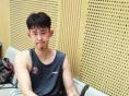 天津男篮中锋潘宁意外受伤