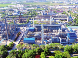 10万标立/时天然气制氢装置交付