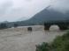 """安徽两座明代古桥被洪水冲毁,郁达夫曾叹""""几夜屯溪桥下梦"""""""