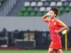 中国女足喜提奥运入场券