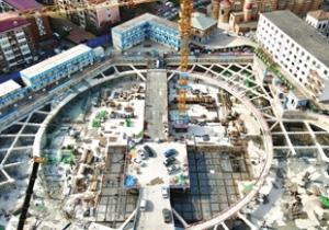 天津市中心妇产科医院原址改扩建