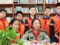 岳阳道小学举行主题升旗仪式 讲授党史教育思政课