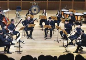 国家大剧院管弦乐团走进天津茱莉亚