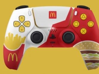 澳大利亚麦当劳50周年庆 索尼PS5联名手柄被吐槽
