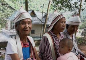 中国第56个民族基诺族的千年跨越