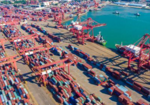 中国前三季度货物贸易进出口总值达28.33万亿元