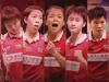 中国女队第15次夺得尤伯杯